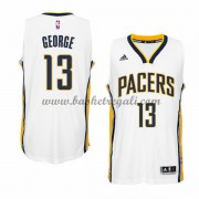 Maglie Basket NBA Indiana Pacers Uomo 2015-16 Paul George 13# Home Swingman..